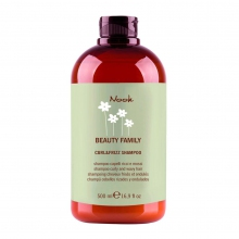 Curl & Frizz Shampoo Beauty Family - Nook - 500 ml