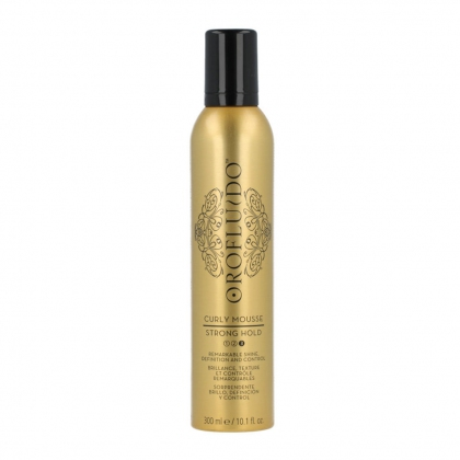 Curly Mousse Strong Hold - Orofluido