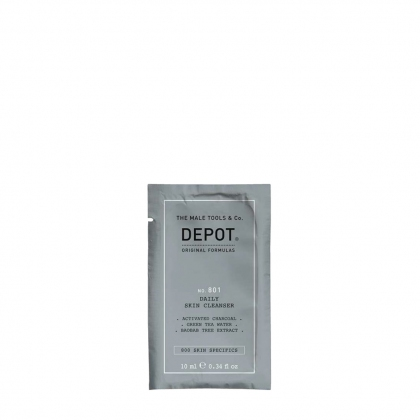 DEPOT  DAILY SKIN CLEAN.N°801 10ML