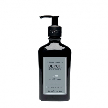 DEPOT DAILY SKIN CLEANSER N°801 200ML