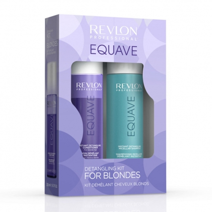 Duo Pack Equave Blond
