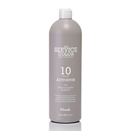 Émulsion Oxydante Activator The Service Color - Nook - 1 L