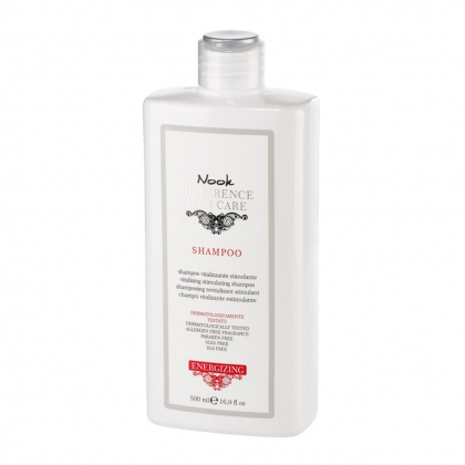 Energizing Vitalizing Stimulating Shampoo Difference Hair Care - Nook - 500 ml