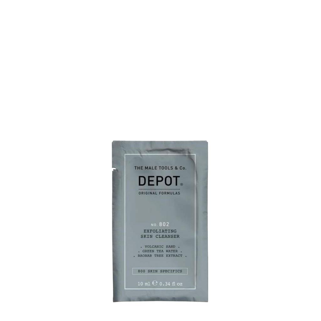 Exfoliating skin cleanser | No. 802