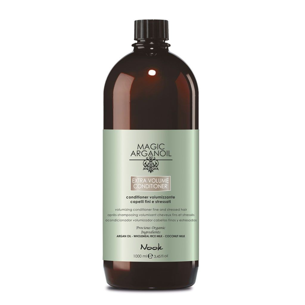 Extra Volume Conditioner Magic Arganoil - Nook - 1 L