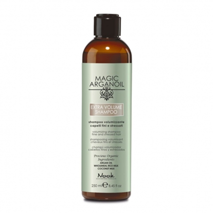 Extra Volume Shampoo Magic Arganoil - Nook - 250 ml