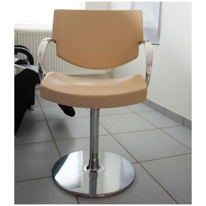 Fauteuil Katy rond