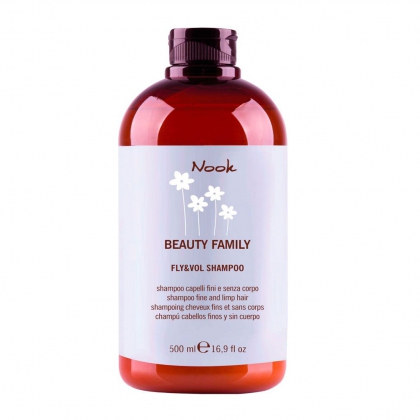 Fly & Vol Shampoo Beauty Family - Nook - 500 ml