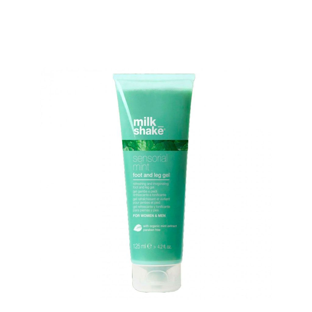 Foot & Leg gel Sensorial Mint - Milk_Shake -  125 ml