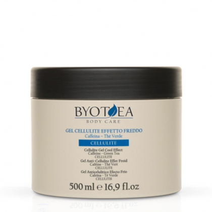 Gel Anti-cellulite Effet Froid - Byotea