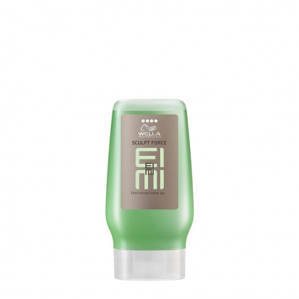 Gel Sculpt Force extra fort EIMI - Wella Professionals - 28 ml