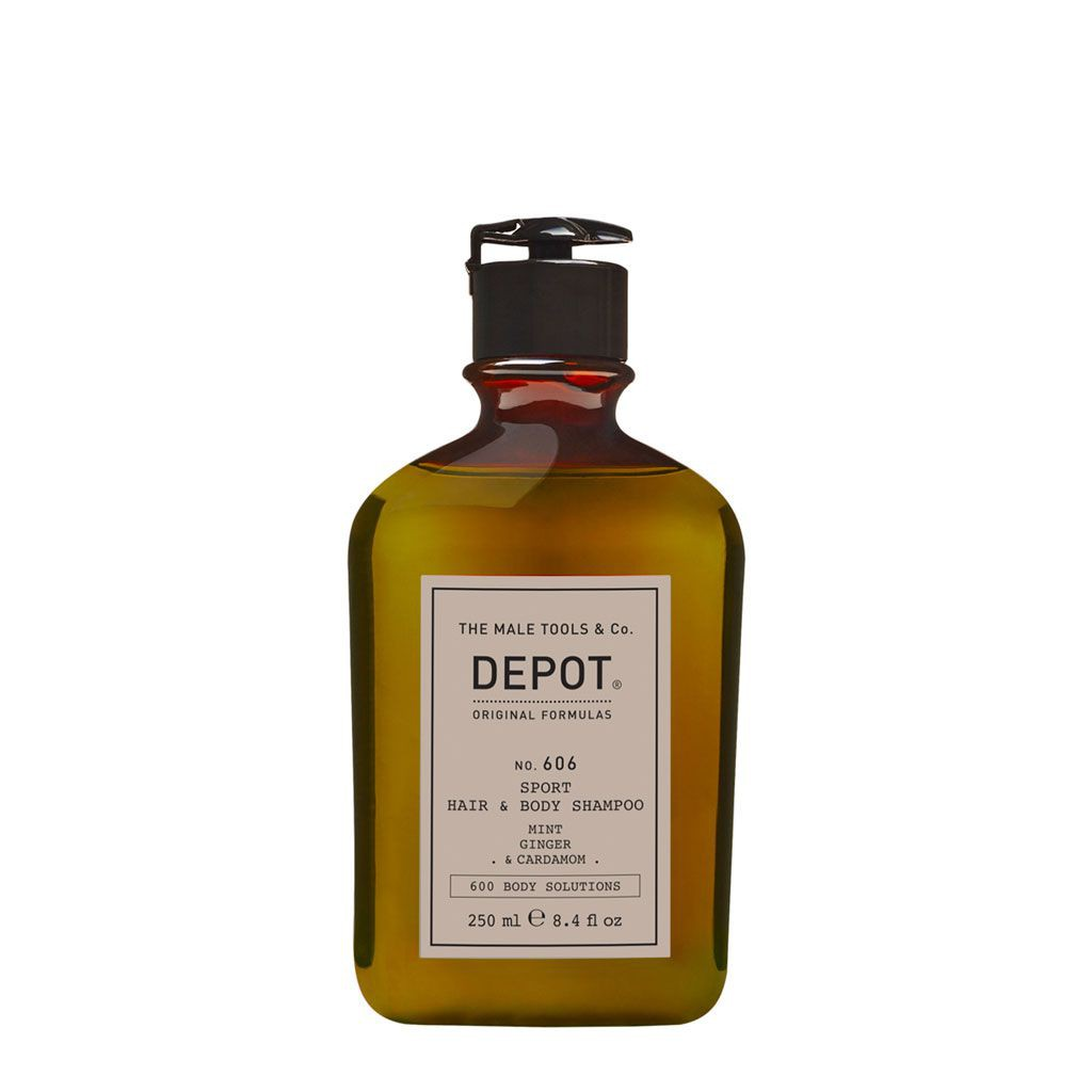 Hair & Body Shampoo - Sport No. 606 - Depot