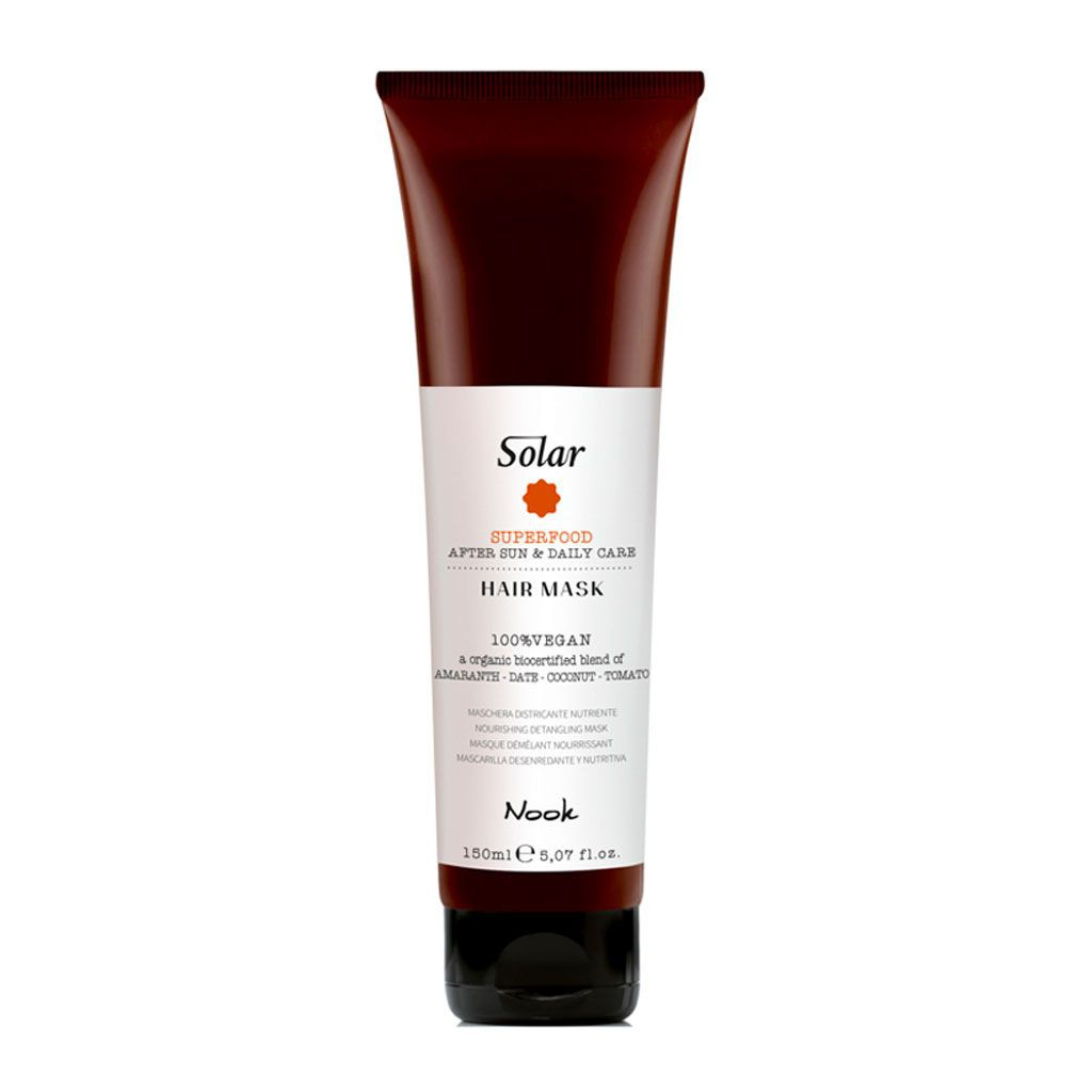 Hair Mask Solar SuperFood - Nook - 150 ml