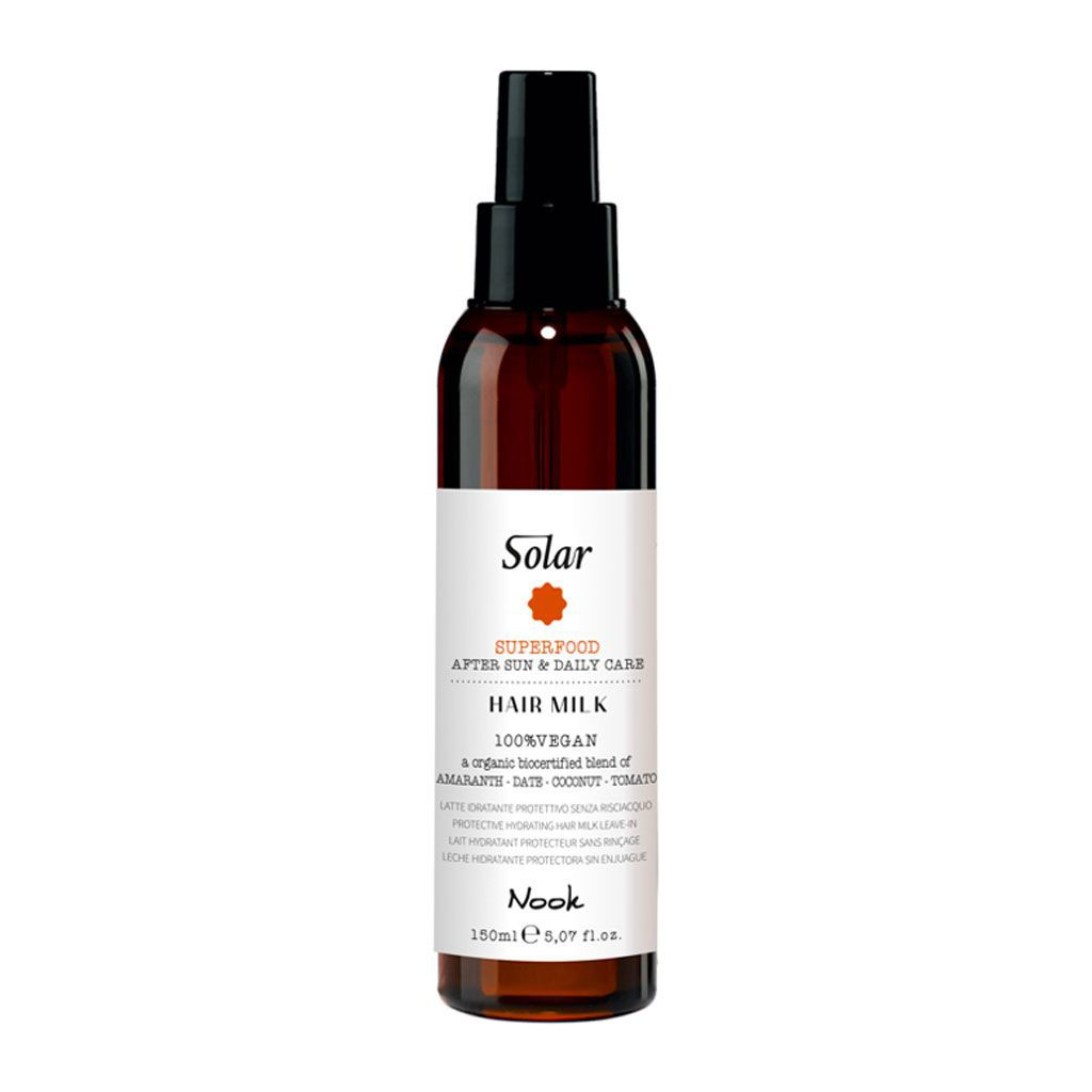 Hair Milk Solar SuperFood - Nook - 150 ml