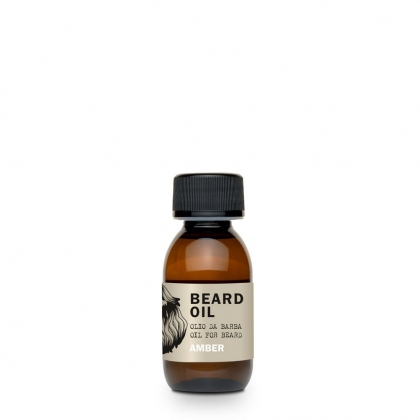Huile Barbe Ambre - Dear Beard - 50 ml