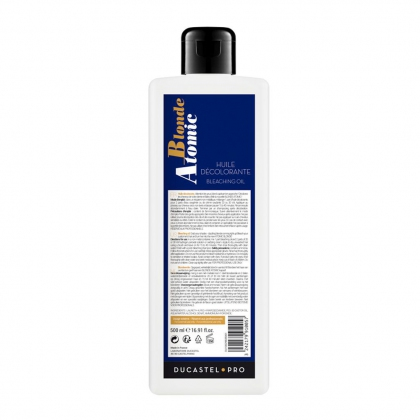 Huile d´colorante Blonde Atomic - Ducastel Pro - 500 ml