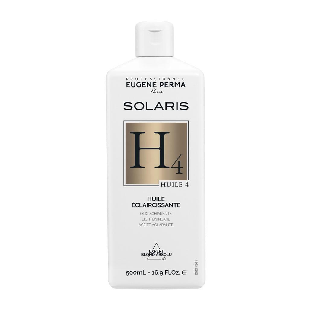 Huile éclaircissante H4 Solaris - Eugène Perma Professionnel - 500 ml