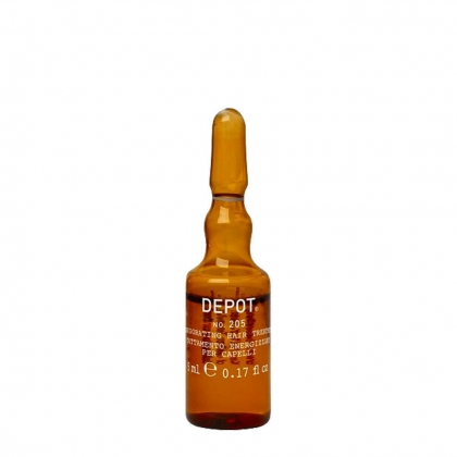Invigorating Hair Treatment No. 205 - Depot - 100 ml
