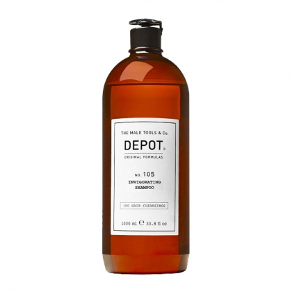 Invigorating Shampoo No. 105 - Depot - 1 L