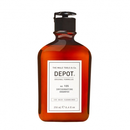 Invigorating Shampoo No. 105 - Depot - 250 ml