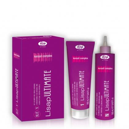 Kit Lissage n°1 - Cheveux Naturels ou résistants