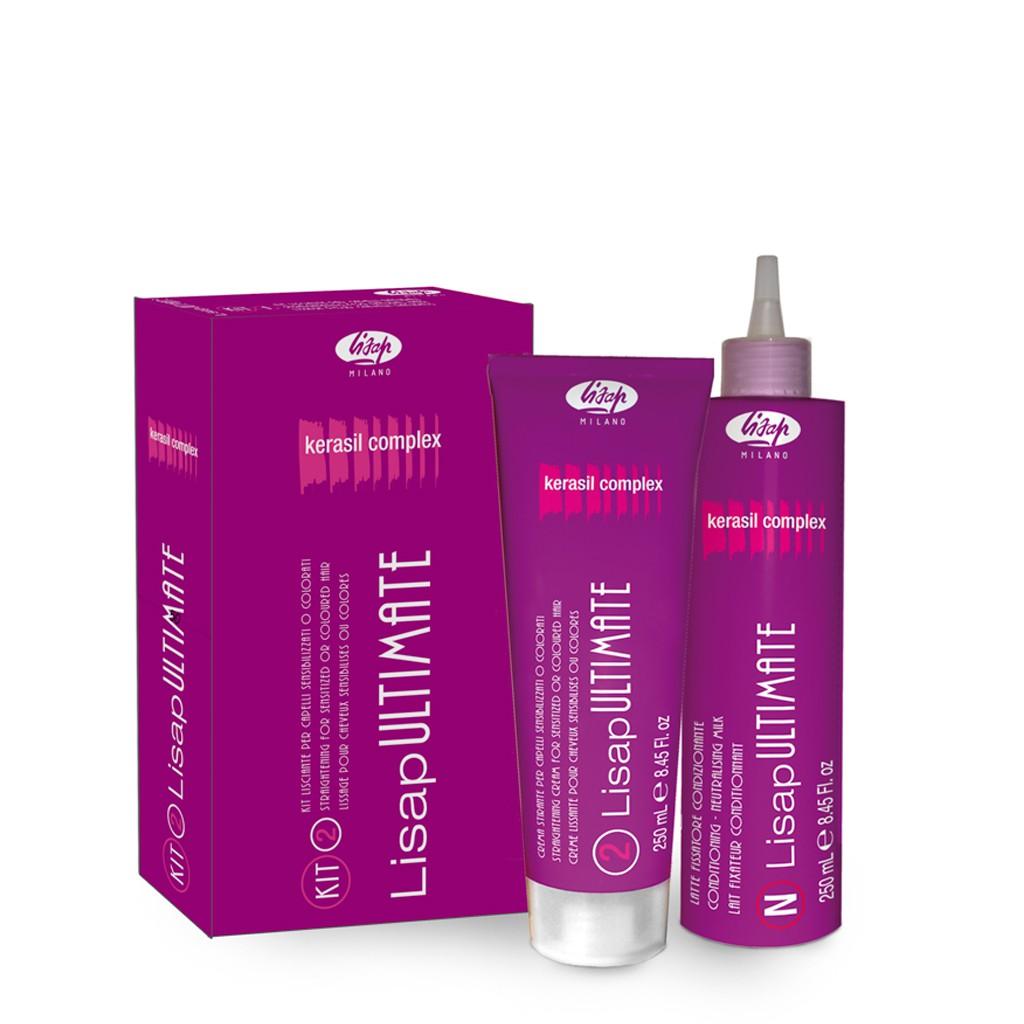 Kit Lissage n°2 - Cheveux sensibilés ou colorés