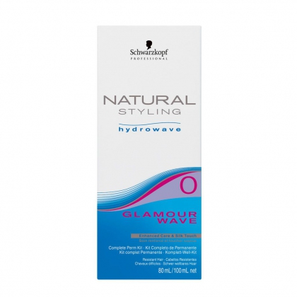 Kit permanente Natural Styling Glamour Wave - Schwarzkopf Professional -