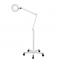Lampe Loupe LED Expand sur pied - Weelko