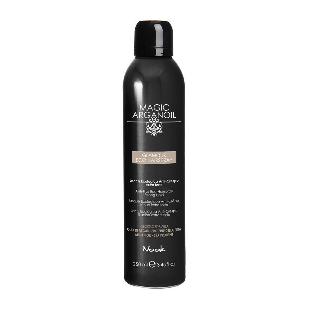 Laque Glamour Magic Arganoil - Nook - 250 ml