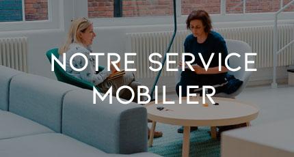 Le service Mobilier