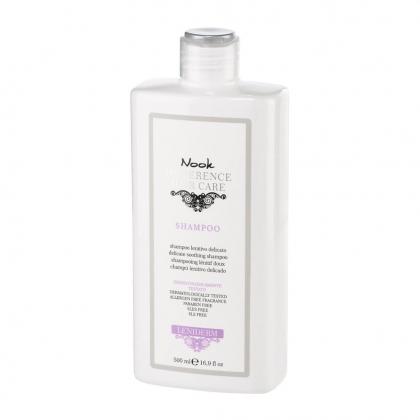 Leniderm Shampoo Difference Hair Care - Nook - 500 ml