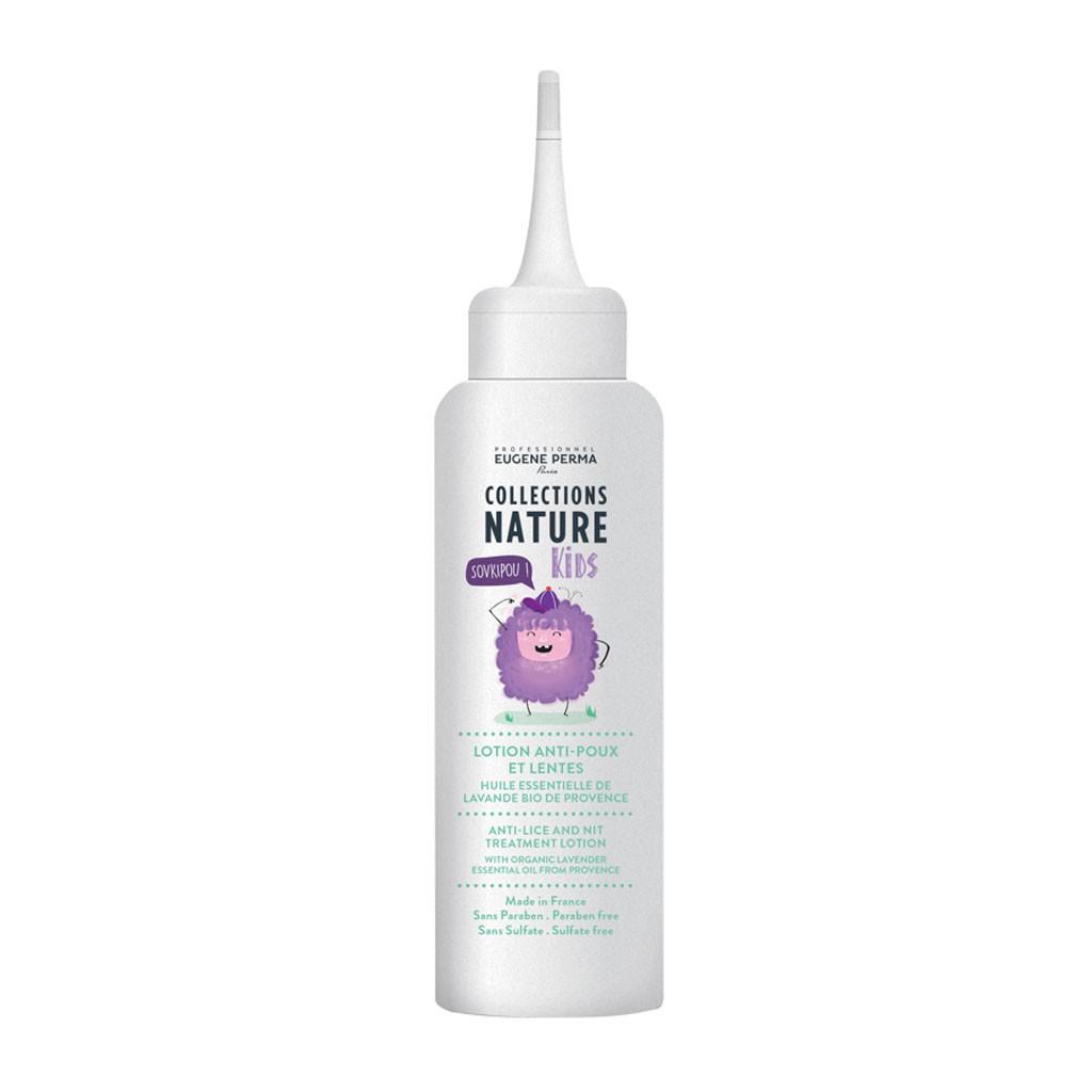Lotion anti-poux et lentes- Collections Nature Kids - Eugène Perma Professionnel - 250 ml