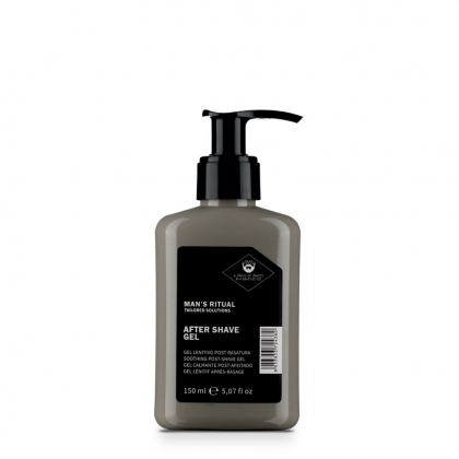 MAN\'S RITUAL AFTER SHAVE GEL 150ML