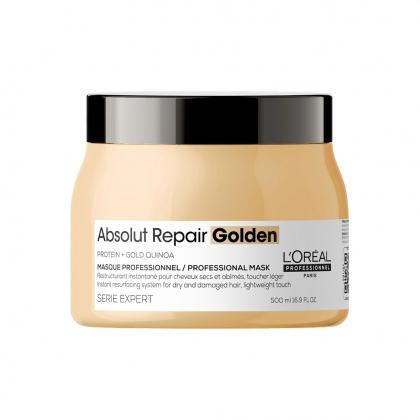 Masque Absolut Repair Golden Série Expert
