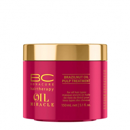 Masque BC Oil Miracle Brazilnut - Schwarzkopf Professional - 150 ml
