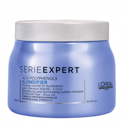Masque Blondifier Série Expert - L\'Oréal Professionnel - 500 ml