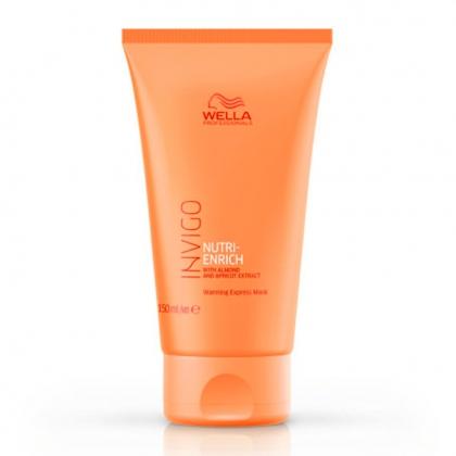 Masque chauffant Nutri-Enrich Invigo - Wella Professionals - 150 ml