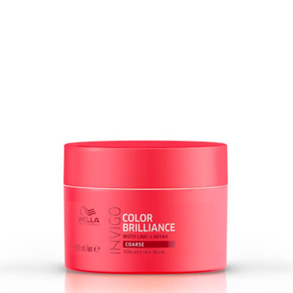 Masque Color Brilliance, cheveux épais Invigo - Wella Professionals - 150 ml