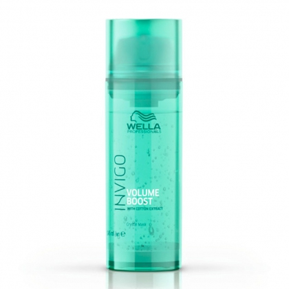 Masque Crystal Volume Boost Invigo - Wella Professionals - 145 ml
