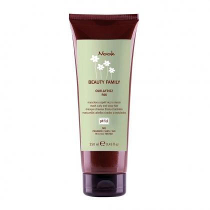 Masque Curl & Frizz Pak Beauty Family - Nook - 250 ml