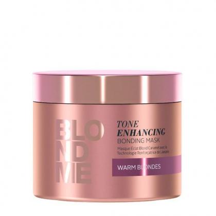 Masque Éclat Blond Caramel BlondMe - Schwarzkopf Professional - 200 ml
