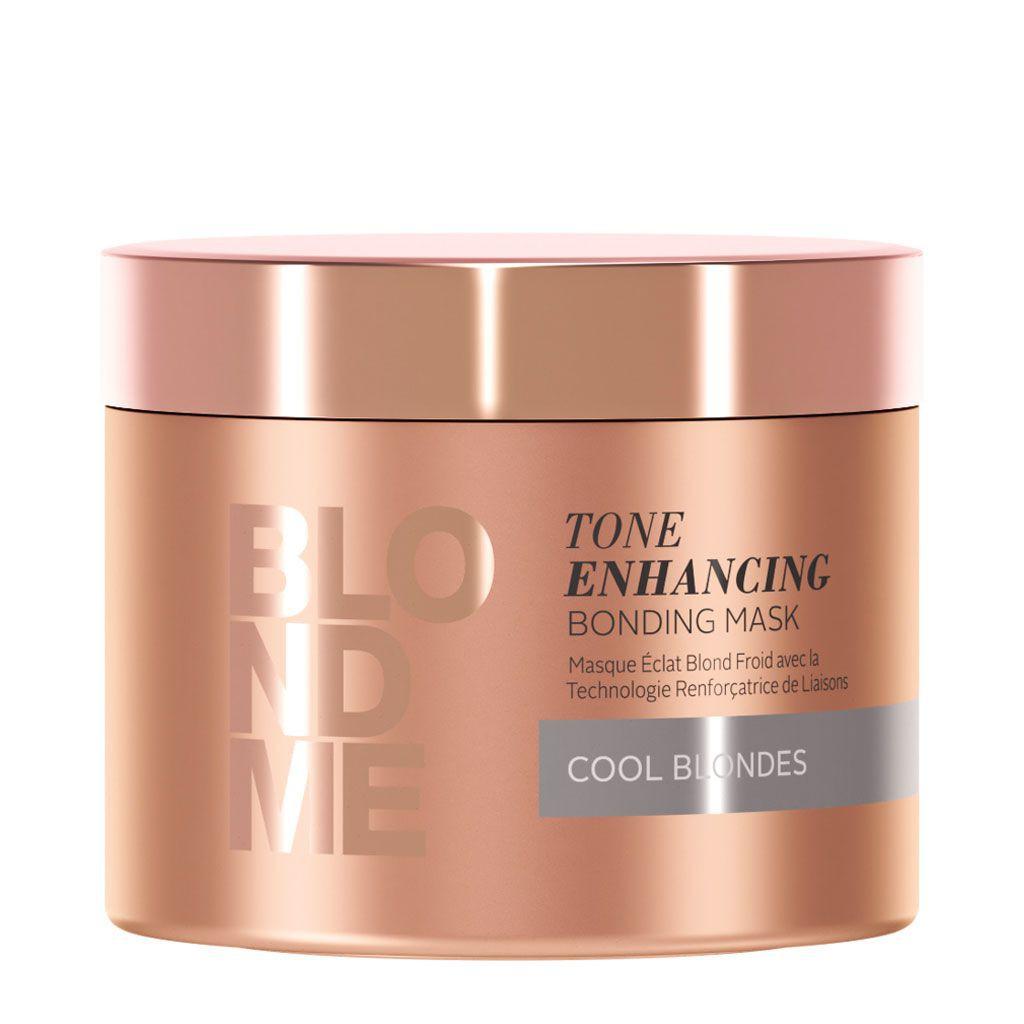 Masque Éclat Blond Froid BlondMe - Schwarzkopf Professional - 200 ml