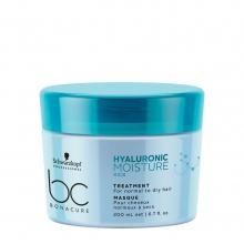 Masque Hyaluronic Moisture Kick BC Bonacure - Schwarzkopf Professional - 200 ml