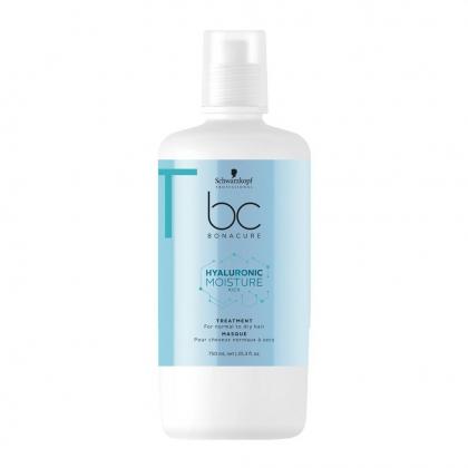 Masque Hyaluronic Moisture Kick BC Bonacure - Schwarzkopf Professional - 750 ml