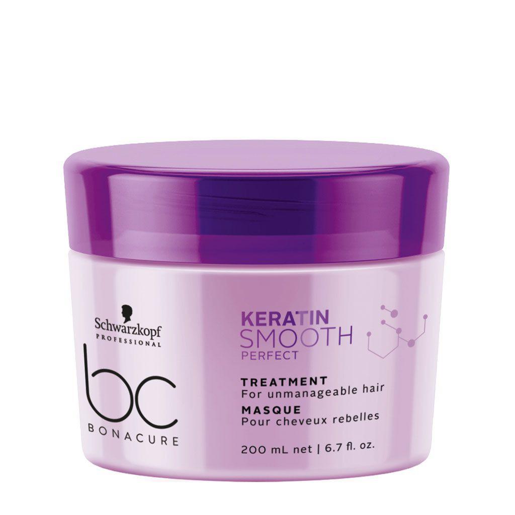 Masque Keratin Smooth Perfect BC Bonacure - Schwarzkopf Professional - 200 ml