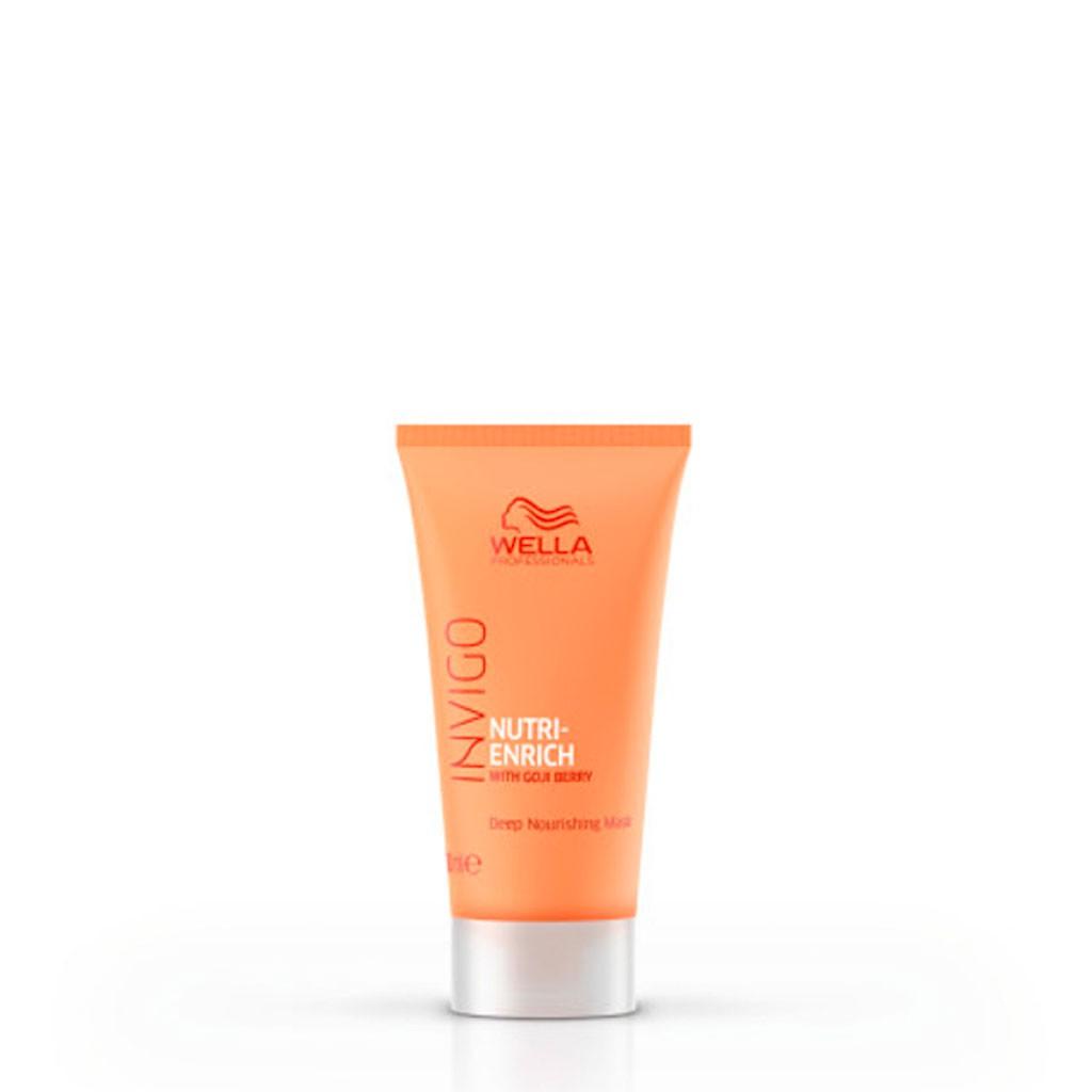 Masque Nutri-Enrich Invigo - Wella Professionals - 30 ml