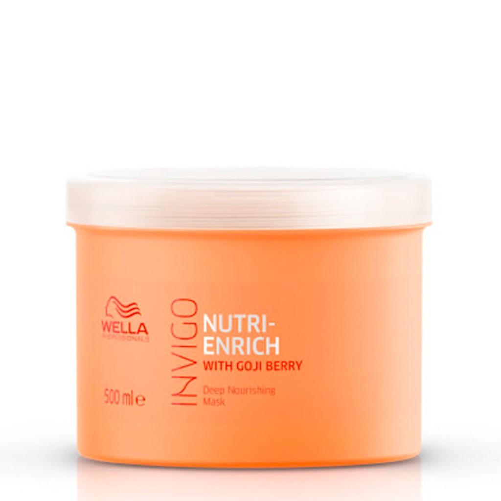 Masque Nutri-Enrich Invigo - Wella Professionals - 500 ml