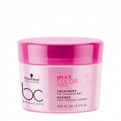 Masque pH 4.5 Color Freeze BC Bonacure - Schwarzkopf Professional - 200 ml