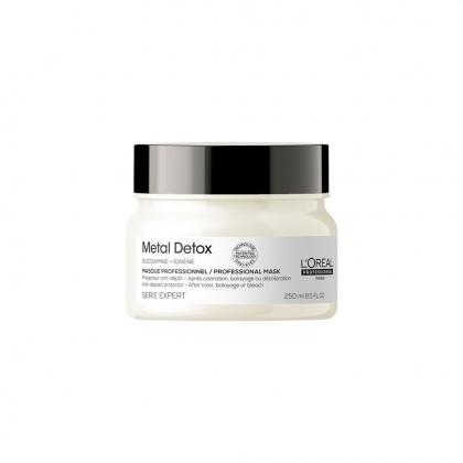 Masque Protecteur Anti-depôt Metal Detox