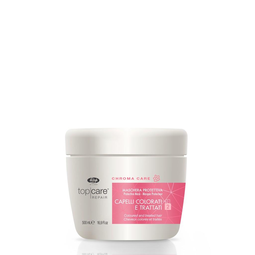 Masque Protecteur Cheveux Colorés et Traités - Top Care
